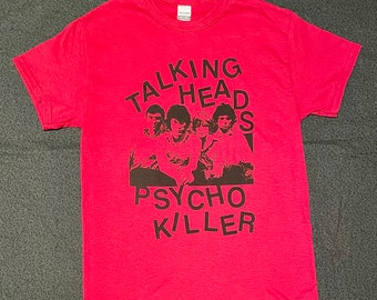 Talking Heads Shirt