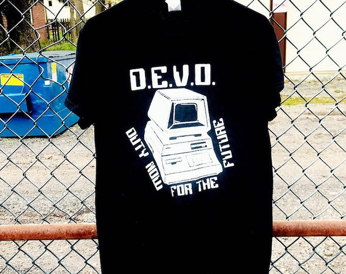 Featured listing image: Devo Shirt Black