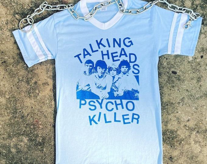 Talking Heads Jersey