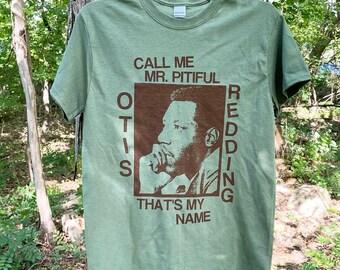 Otis Redding Shirt