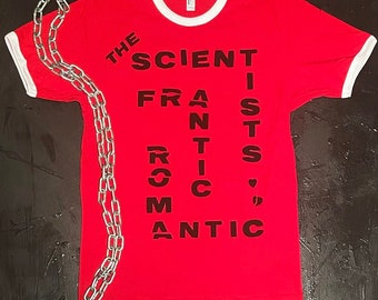 Frantic Romantic Spray Painted Shirt