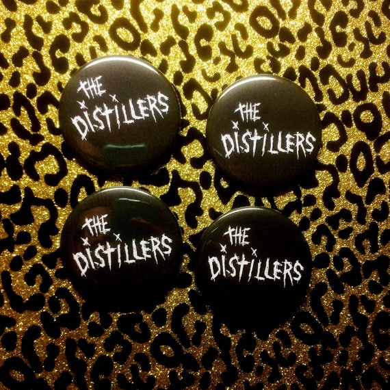 """The Distillers 2.25"""" Pin"""