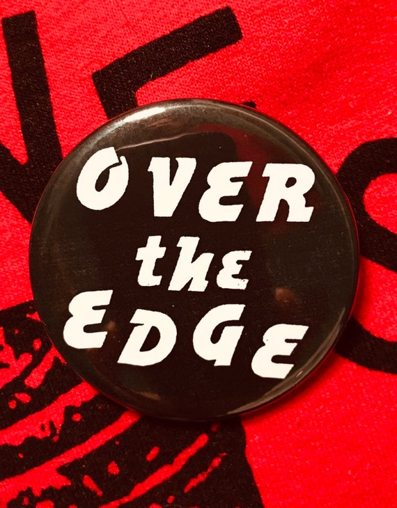 Over the Edge Pin