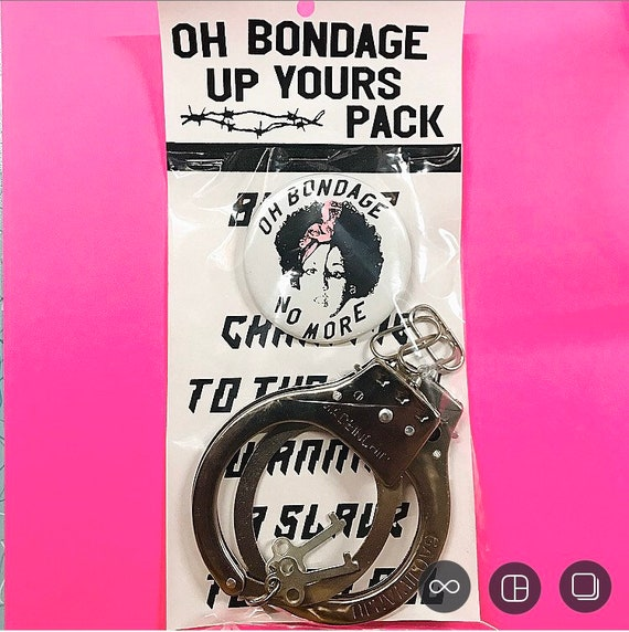 Oh Bondage Up Yours Pack