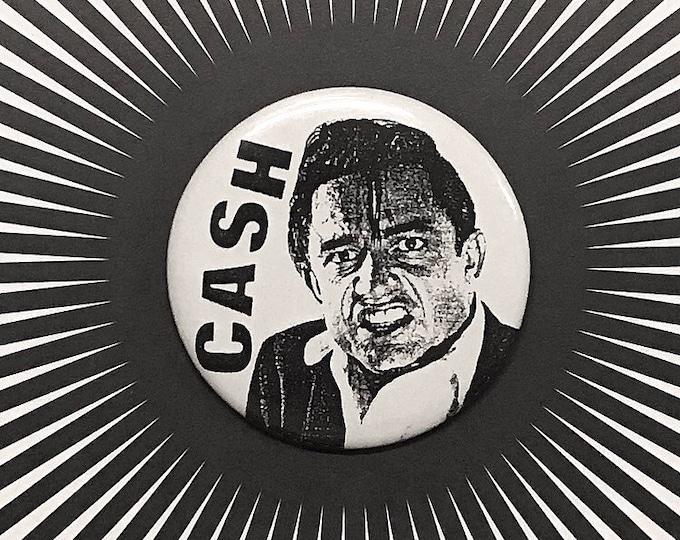 Johnny Cash Pin