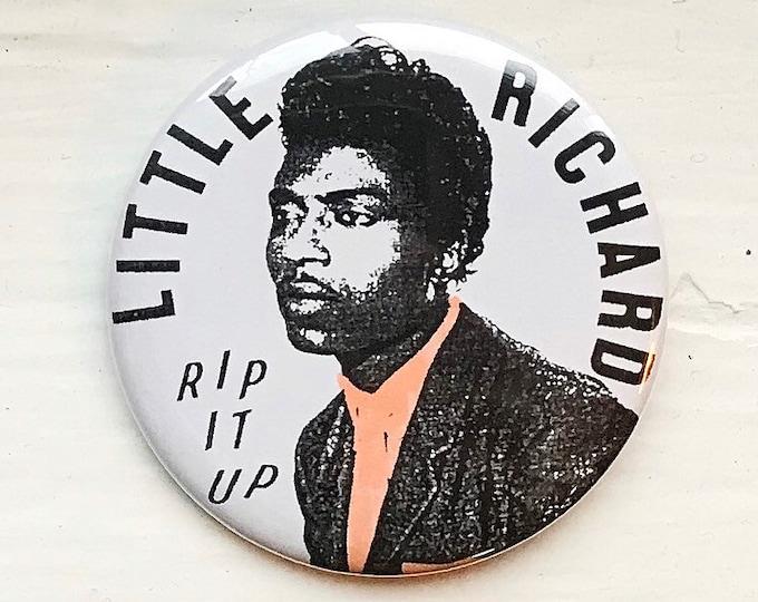 Little Richard Pin