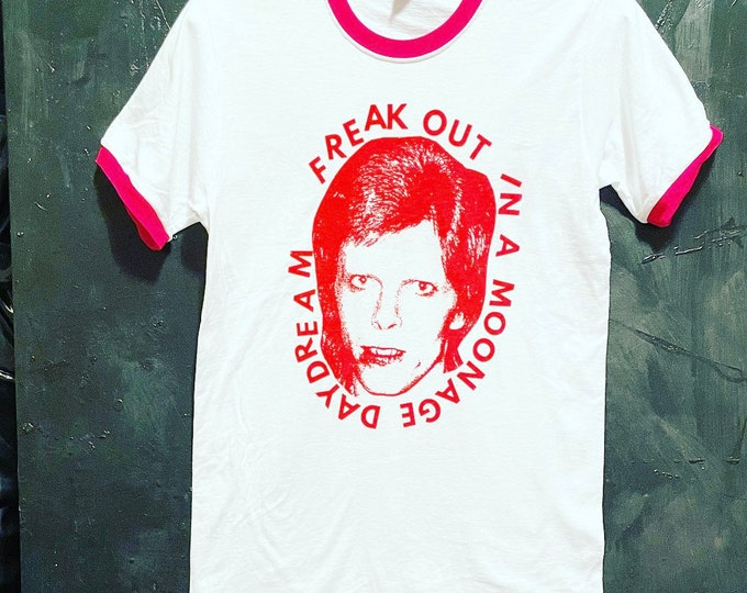 Ziggy Stardust Shirt