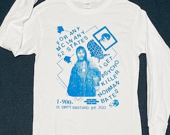 Ol' Dirty Bastard Longsleeve Shirt