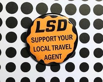 LSD Pin