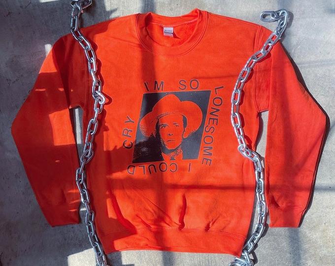 Hank Williams Sweatshirt