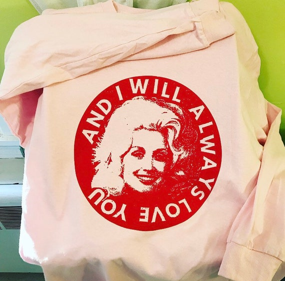 Dolly Parton Longsleeve Shirt