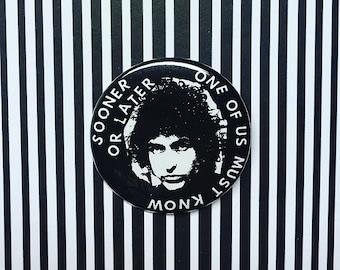 Bob Dylan Pin