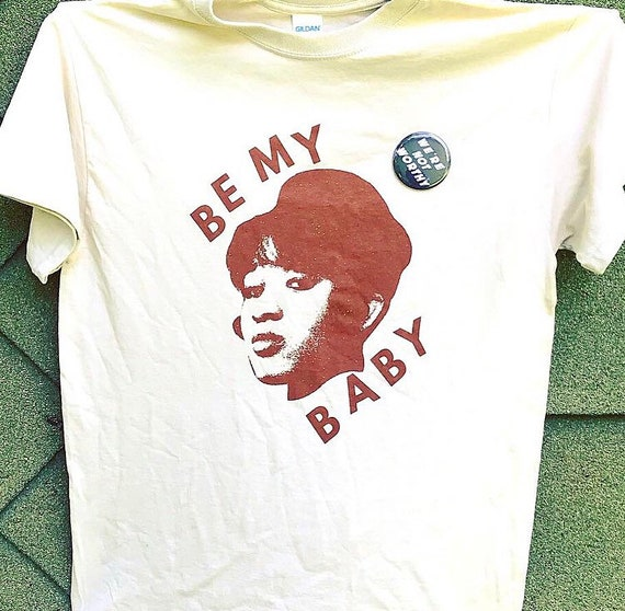 Ronnie Spector Shirt *Brown*