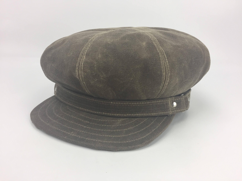 b74003ee61635 OVERSIZED NEWSBOY 8-Panel Handmade Cap Driving Cap for Men ...