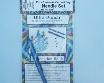 Cameo Ultra-Punch Needle Punch Set of 3 Tips