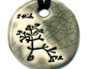 Ode to Charles Darwin and The Original Tree of Life in Gray Crackle
