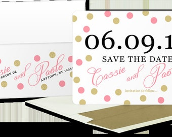 Fun Dot Save the Dates