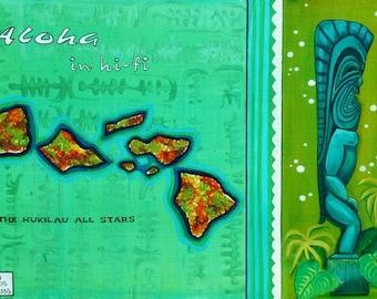 Aloha in HiFi  print