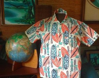 Sophista-tiki Togs  mens aloha shirt
