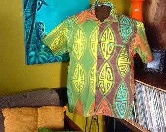 Aloha shirt sophista-tiki togs
