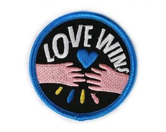 Love Wins Patch