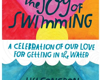 The Joy of Swimming,  by Lisa Congdon