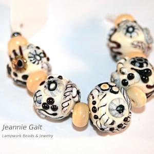 Lampwork  Art Jewelry by Jeanniesbeads #3133