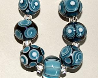 Lampwork  Art Jewelry by Jeanniesbeads #1610