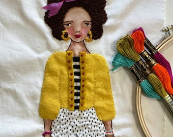 jamila embroidery pattern
