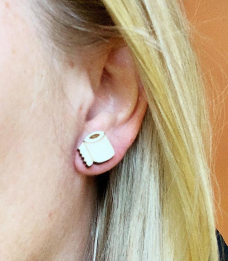Studdingly Corona Stud Earring Gift Set