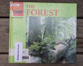 The Forest - Vintage Book - 1991