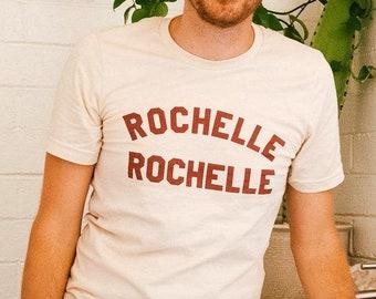Rochelle Rochelle Seinfeld Vintage Inspired Unisex Tee Shirt