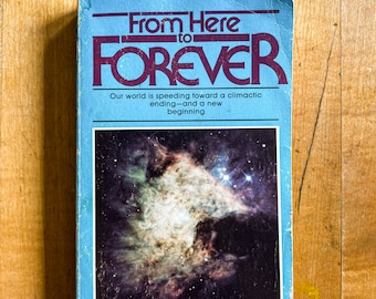 From Here to Forever - Vintage Book - 1982
