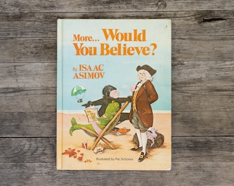 More... Would You Believe? - Vintage Children's Book - 1979/1982