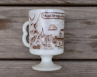 Vintage Wall Drug South Dakota Mug