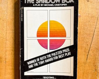 The Shadow Box Vintage Book - 1977