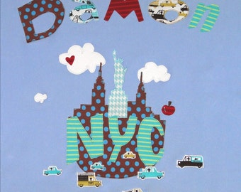 Nyc baby blanket etsy personalized lt blue baby blanket with nyc designnyc baby giftbaby gift baby shower gift new york city baby gift personalized baby gift negle Choice Image