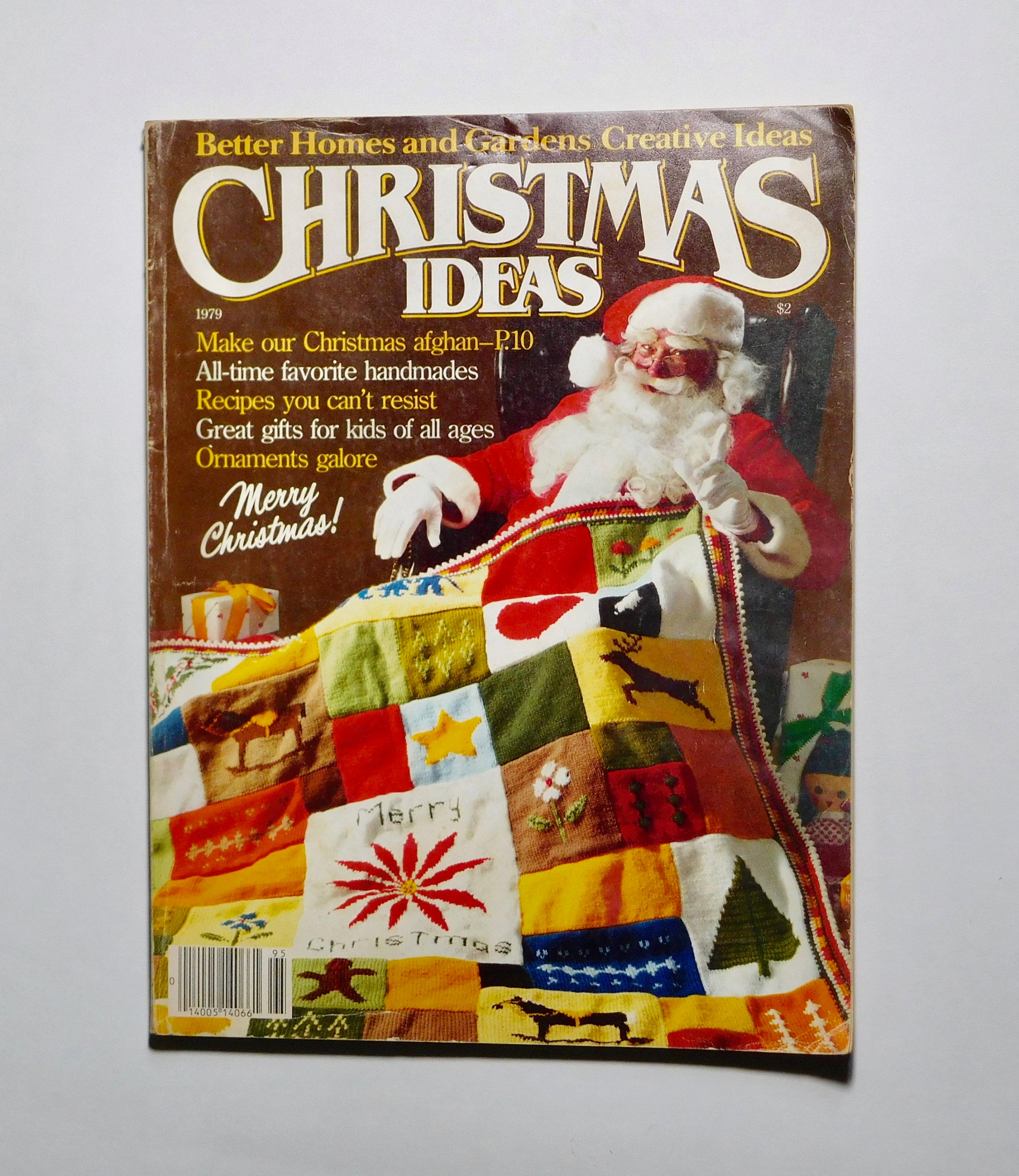 BHG Christmas Ideas 1979 Better Homes & Gardens Creative Ideas