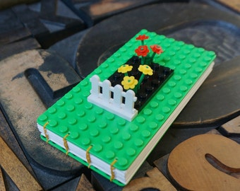 Upcycled Build Your Own Cover - Mini with Garden Themed Covers