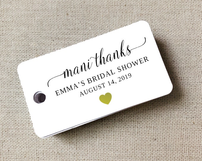 Personalized Welcome Tags, Custom Wedding Tags, Gift Tags, Personalized, Favor Tags, Welcome Gift Tags, Custom Tags, Set of 40 (Item MB33)