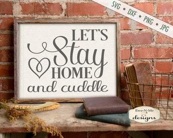 Let S Cuddle Svg Etsy