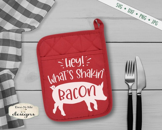 What's Shakin Bacon SVG