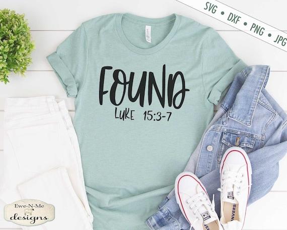 Found SVG - Luke 15:3-7 SVG