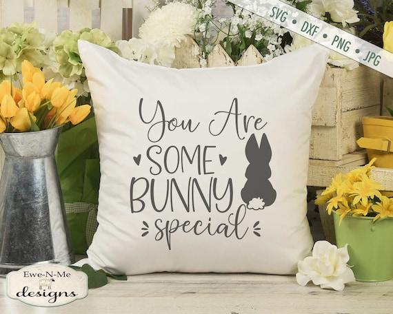 Easter SVG - Easter Bunny svg - Some Bunny Special SVG