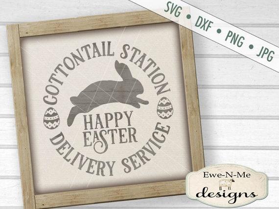 Easter SVG - Easter Bunny svg - Easter Egg SVG - bunny silhouette svg - bunny svg - happy easter svg - Commercial Use svg, dxf, png, jpg