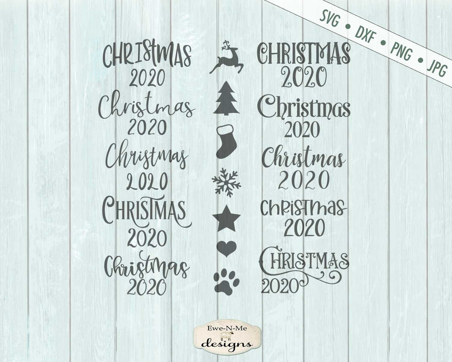 christmas svg christmas 2020 svg christmas icons svg holiday svg ornament svg files commercial use svg dxf png jpg christmas svg christmas 2020 svg