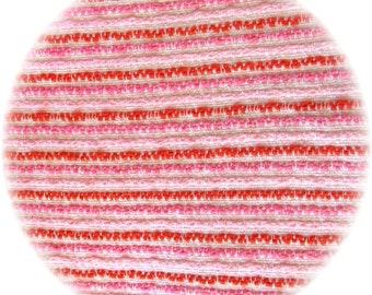 Coin Dot Bright Avocado Vintage Chenille Fabric Vintage Chenille Bedspread Quilting Fabric Vintage Fat Quarter 18x24 Free US Ship