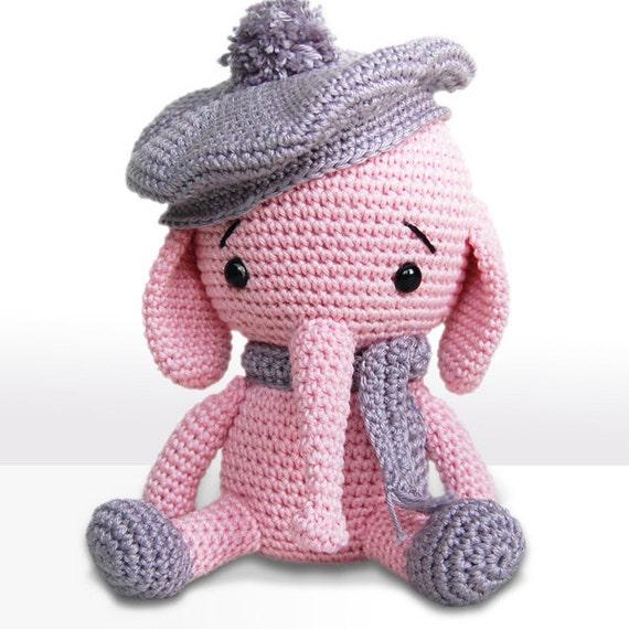 Free crochet elephant pattern - Amigurumi Today - Amigurumi ... | 570x570