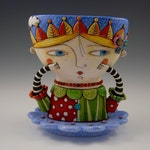 Sunshine Girl Teacup