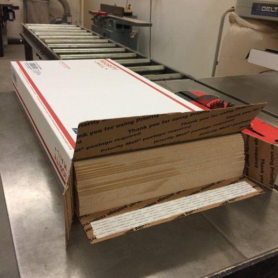 24 Pack Perfect for Laser Work. 12 X 20 Sheets of 1//8 MDF